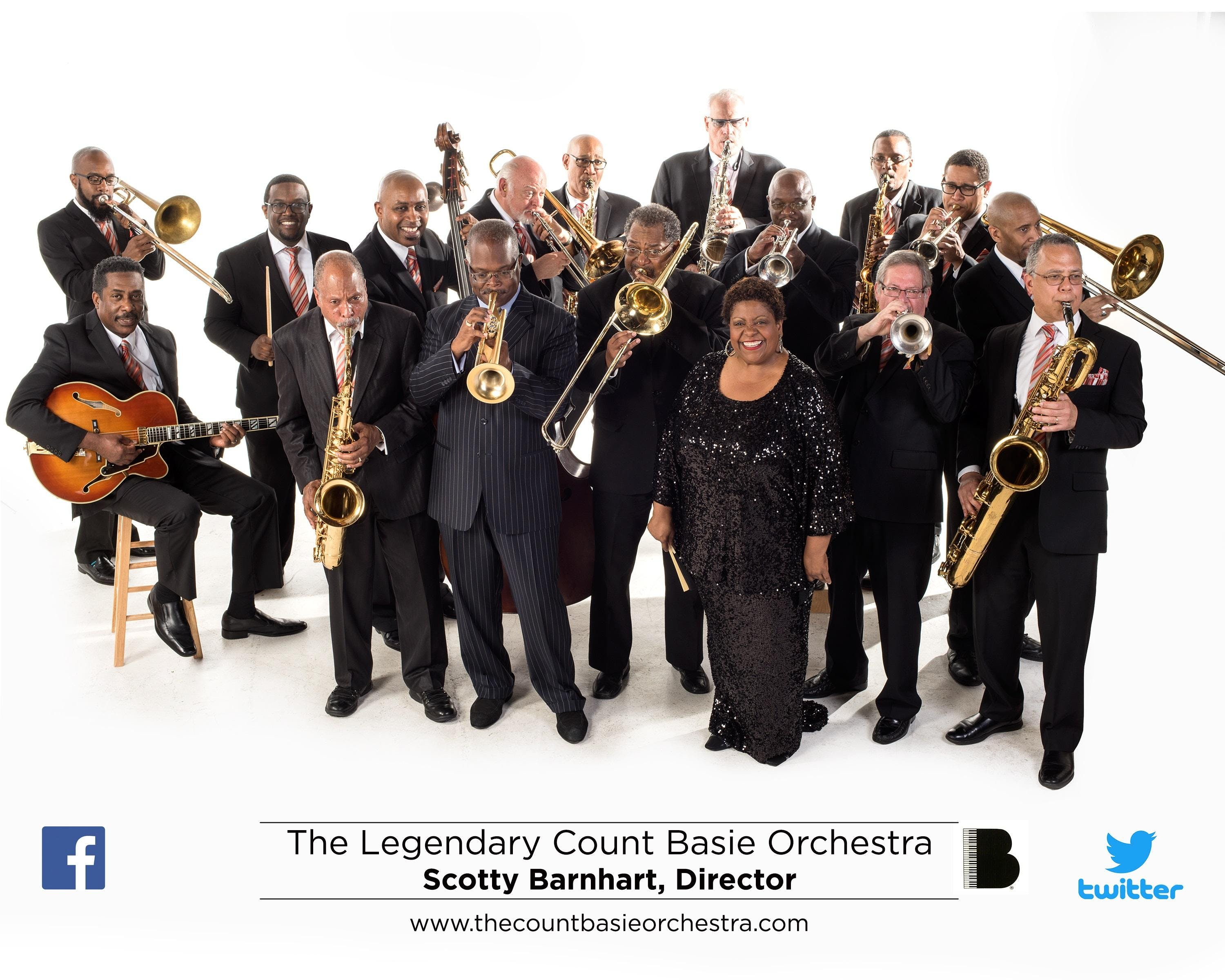A Very Swinging Basie Christmas.The Legendary Count Basie Orchestra Directed By Scotty