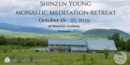 Shinzen Young Monastic Intensive Retreat: October 18 - 25, 2019