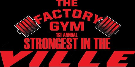 The Strongest in the 'Ville tickets