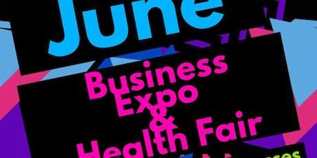 June Business Expo & Health Fair tickets