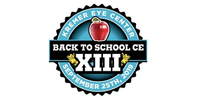 Kremer Eye Center's BTS XIII CE