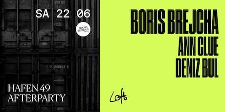 Boris Brejcha im Loft Tickets