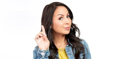 Anjelah Johnson: Technically Not Stalking tickets