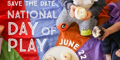 4th Annual National Day of Play for Ages 0-5 (Columbia)