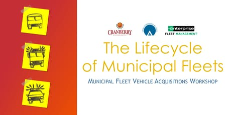 The Lifecycle of Municipal Fleets tickets