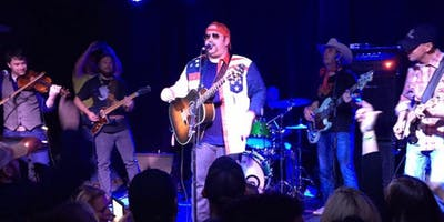 Neon Moon: The Ultimate 90's Country Tribute with Dalton Dover