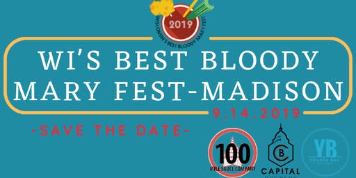 Wisconsin's Best Bloody Mary Fest - Madison