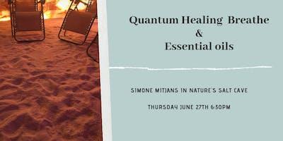 Quantum Healing in Salt Cave