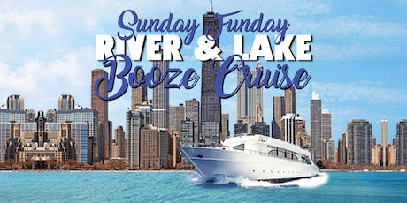 Sunday Funday River & Lake Booze Cruise on June 23rd tickets