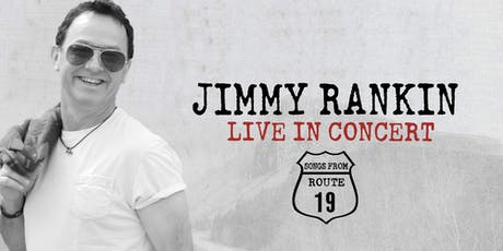 Blenders Presents Jimmy Rankin tickets