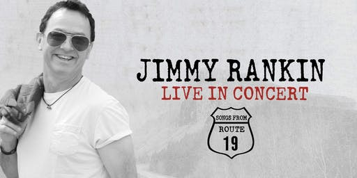 SOLD OUT! Blenders Presents Jimmy Rankin