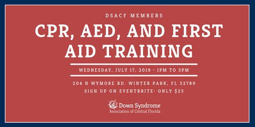 CPR, AED, and Basic First Aid Certification
