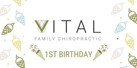 Vital's 1st Birthday! tickets
