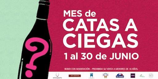 Cata de vinos Catena Zapata  - Mes de Catas a ciegas