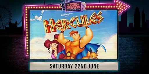 Hercules Movie Night