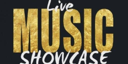 Live Music Showcase Under The Stars