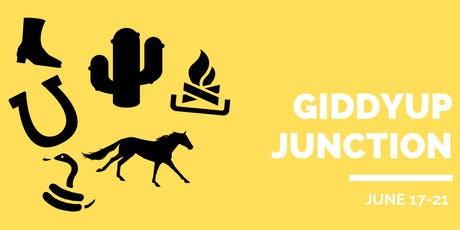 Giddyup Junction Vacation Bible School at Middletown Baptist Church tickets