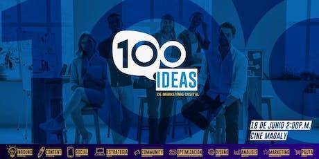 100 ideas de Marketing Digital entradas