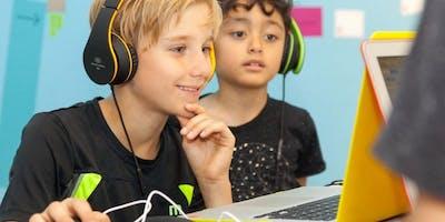 FerienAKTIONSTAG: Digitale Kunst & Programmieren (8 bis 11 Jahre)