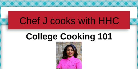 College Cooking 101 tickets