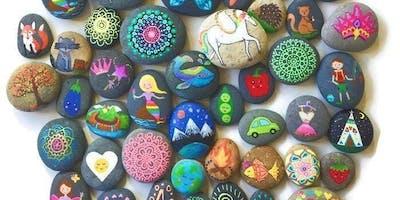 Rock Painting (Tween Tuesdays)