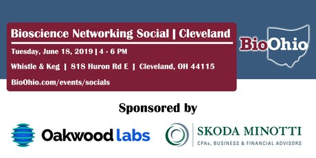 Ohio Bioscience Networking Social Cleveland tickets