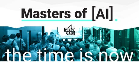 Masters of AI | The Time Is Now tickets