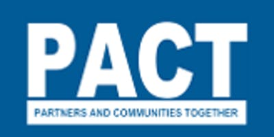 PACT (Partnerships and Communities Together) Meeting