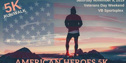2019 American Heroes 5K