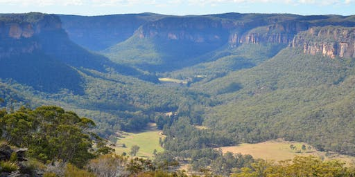 Full-day Oil Painting Class: Painting Blue Mountains in perspective