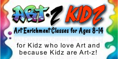 Myths and Legends Art Camp