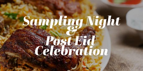 Sampling Night and Post Did Celebration  tickets