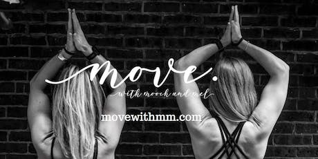 Move with Mooch and Mel tickets