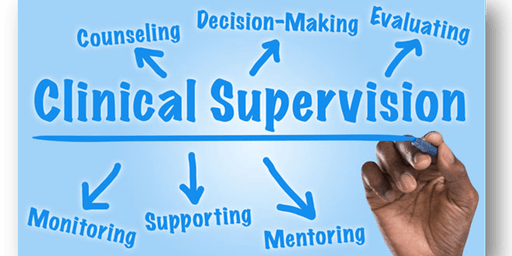 12-HOUR INITIAL CLINICAL SUPERVISION TRAINING