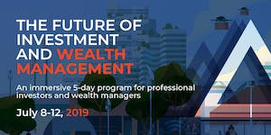 The Future of Investment & Wealth Management |...