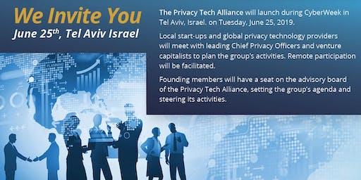 Privacy Tech Alliance - Launch
