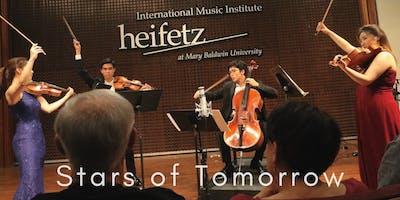Heifetz Festival of Concerts: Stars of Tomorrow (08/08/19)