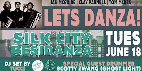 Let's Danza! Silk City Residanza - June Edition tickets