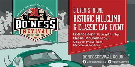 Bo'ness Revival Saturday (Very Limited Classic show) tickets