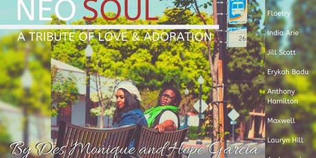 Neo Soul - A Tribute of Love and Adoration tickets