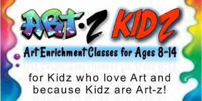 Animation Station Art Camp