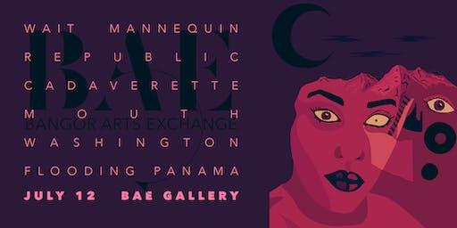 Wait, Mannequin Republic, Cadaverette, Mouth Washington, Flooding Panama