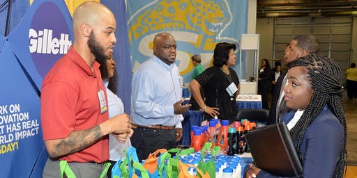 The National Association of African American Honors Programs (NAAAHP) 2019 Graduate School and Career Fair