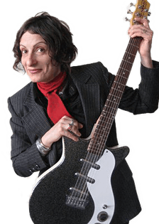 Guitar Lessons with Carrie Love logo