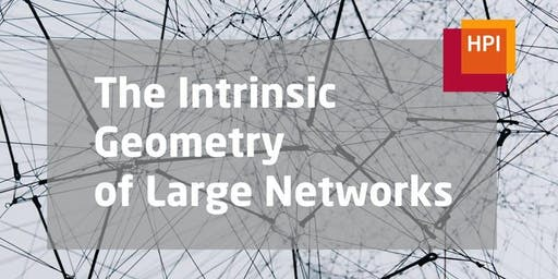 The Intrinsic Geometry of Large Networks