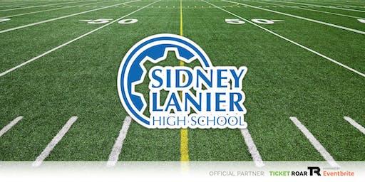 Lanier (San Antonio) vs Brackenridge Varsity Football