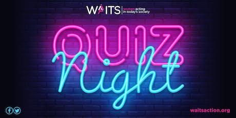 W.A.I.T.S. Quiz Night tickets