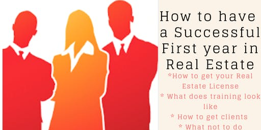 Real Estate Career Information Night
