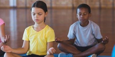 Kids Yoga (3-5 yrs)