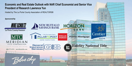 Economic and Real Estate Outlook with NAR Chief Economist Lawrence Yun tickets